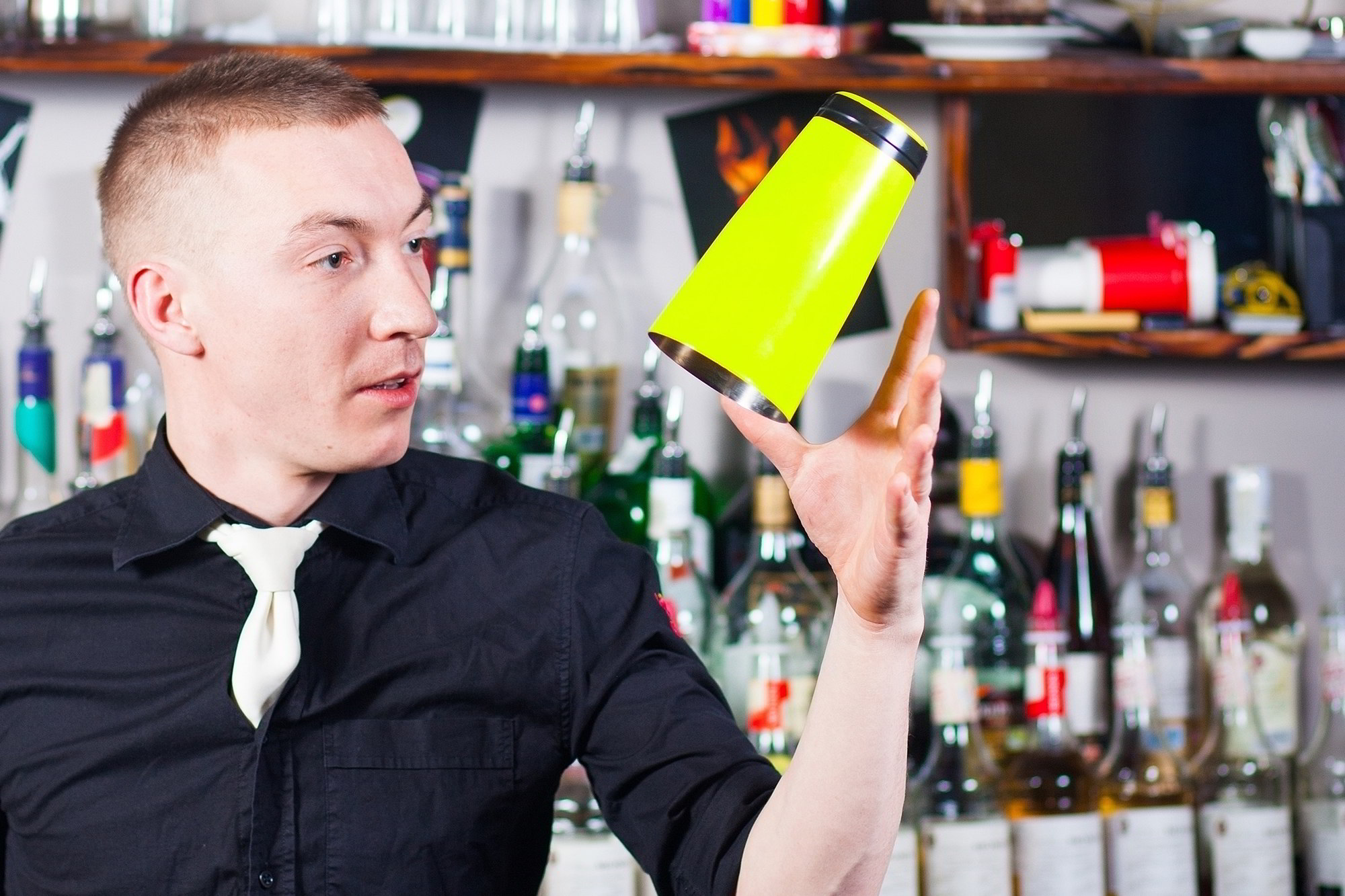 Flair Bartender Course Planned For 2016 in London